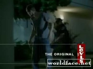 Рекламный ролик Levi's. (видео)