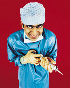 Доктор Женя