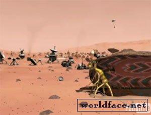 Покорение Марса (видео)