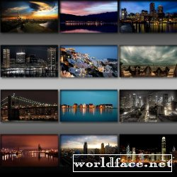 Городские пейзажи (1080p)