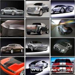 Обои Concept Cars