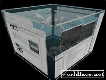 Четырёхмерный (4D) рабочий стол