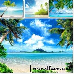 Stock Photo - Красивый Тропический - 2011